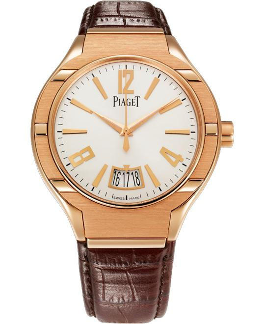 Piaget Polo 18K Rose Gold Automatic G0A38149 43mm