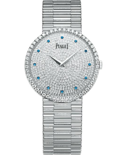 Piaget Traditional Blue Sapphire G0A37047 34mm