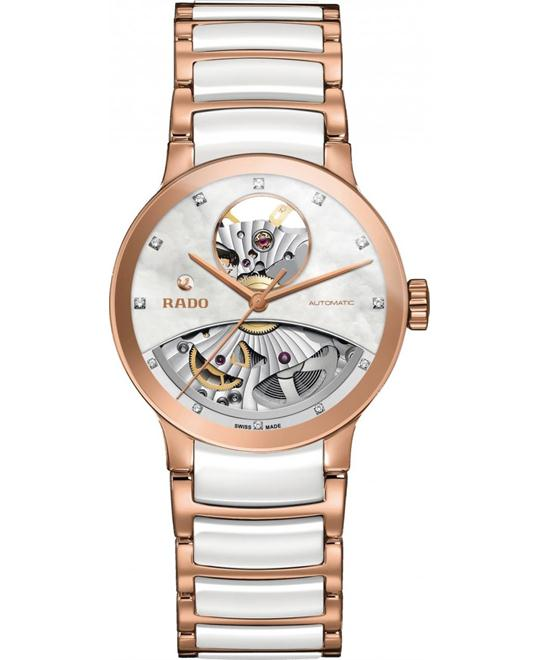 Rado CENTRIX - AUTOMATIC LADIES OPEN HEART 33mm