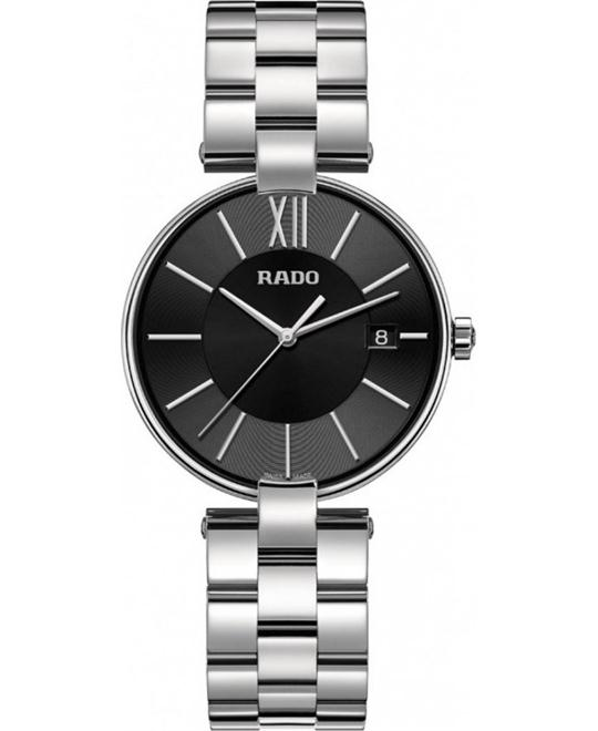 Rado Coupole L Men's Quartz Watch 36mm