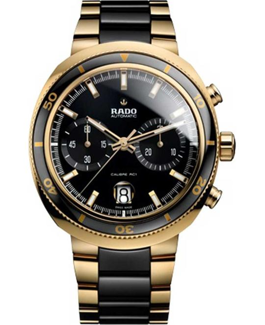 RADO D-Star 200 Chronograph Automatic Watch 42mm