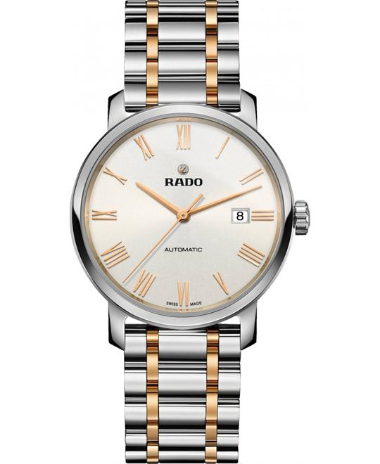 Rado Diamaster XL White Dial Automatic Men's Watch 41mm