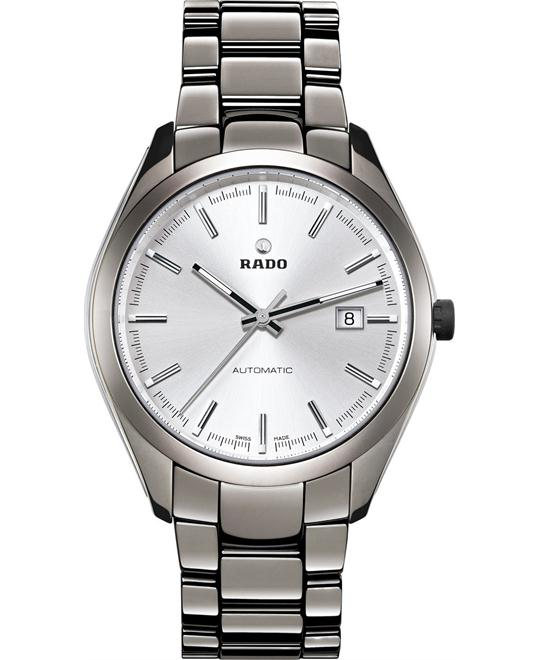 RADO Hyperchome XL Silver Dial Men's Watch 42mm
