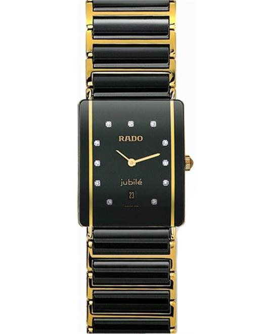 Rado  Integral Jubile Quartz Watch 27*32mm