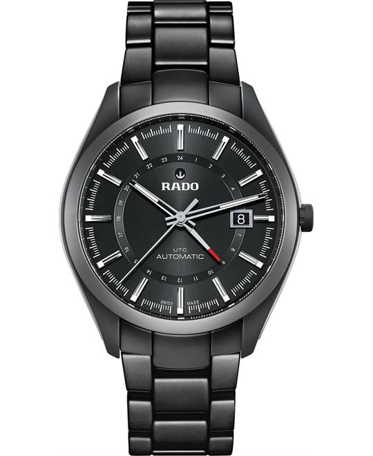Rado Men's Swiss Automatic Ceramic Bracelet Watch 42mm