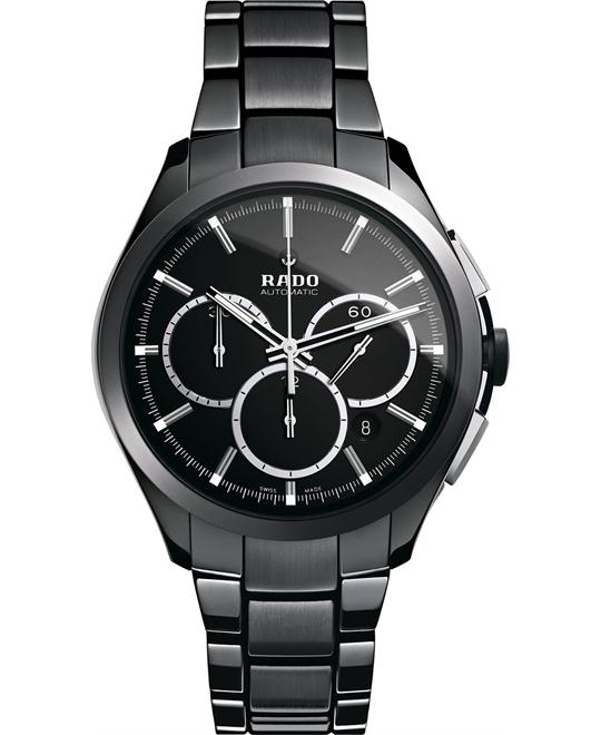 Rado Men's Swiss Automatic Chronograph Ceramic 45mm