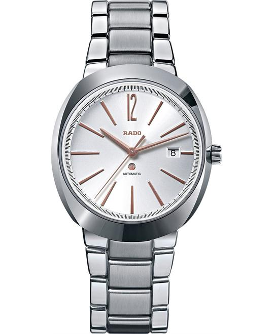 Rado Men's Swiss Automatic Diffused Stainless steel 42mm