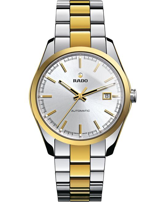 Rado Men's Swiss Automatic Gold-Tone Stainless Steel 40mm