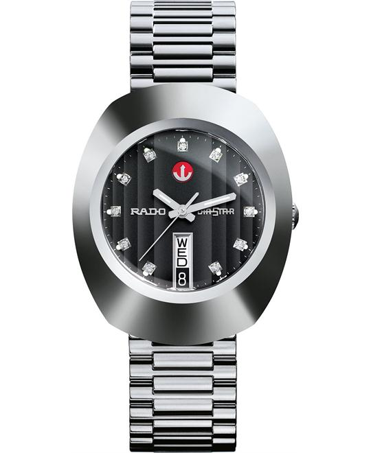 Rado Men's Swiss Automatic Original Stainless Steel 35mm