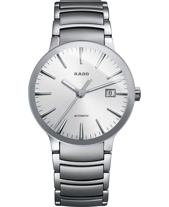 Rado Men's Swiss Automatic Stainless Steel 38mm