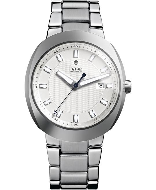 Rado Men's Swiss Automatic Stainless Steel Bracelet 42mm
