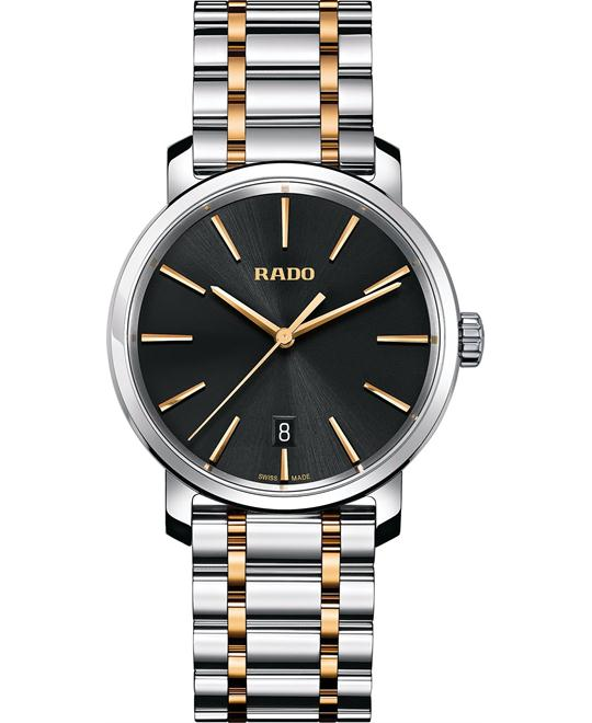Rado DiaMaster Swiss Cllection Watch 40mm