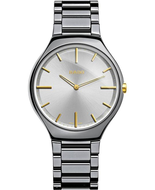 Rado Rado True Thinline Men's Quartz Watch 39mm