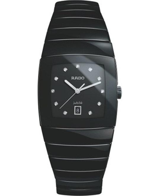 RADO Sintra Black Ceramic Men's 32.4 mm x 29 mm