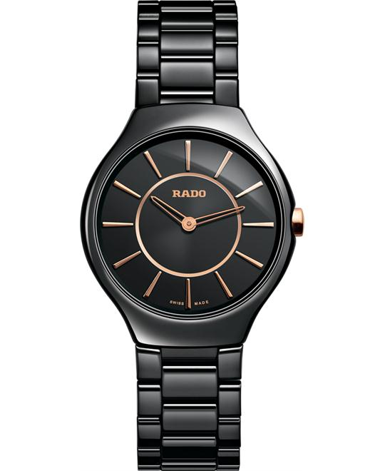 Rado True Thinline Watch 30mm