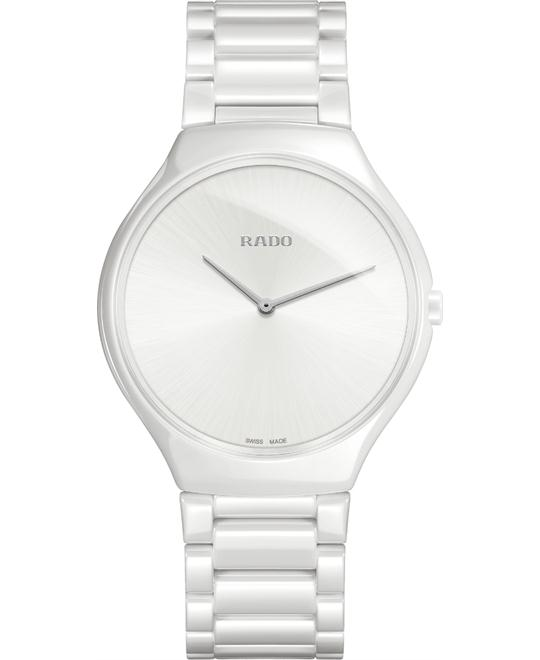 Rado True Thinline Watch 39mm