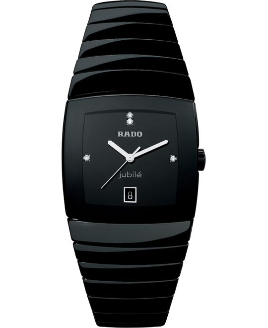 RADO Sintra XXL Jubile Diamond Ceramic Watch 35x44mm