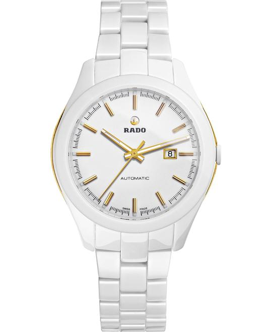 Rado Watch, Women's Swiss White High-Tech Ceramic, 36mm