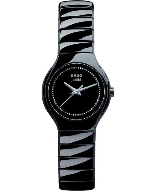 Rado Watch, Women's True Jubile Black, 27mm