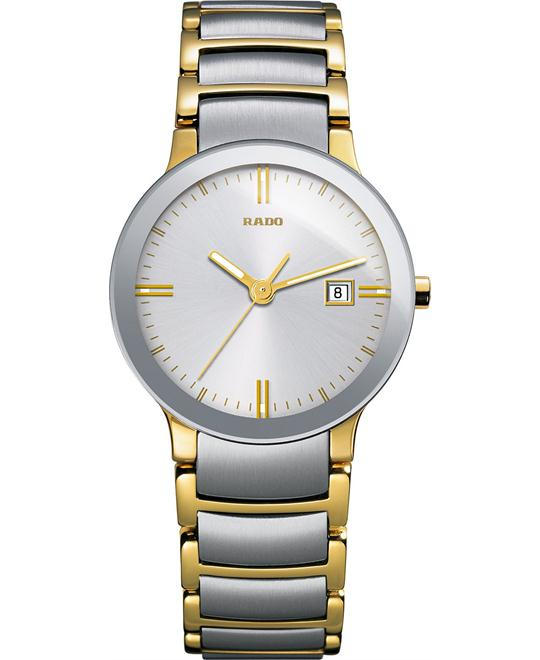 Rado Women's Swiss Stainless Steel Bracelet 28mm