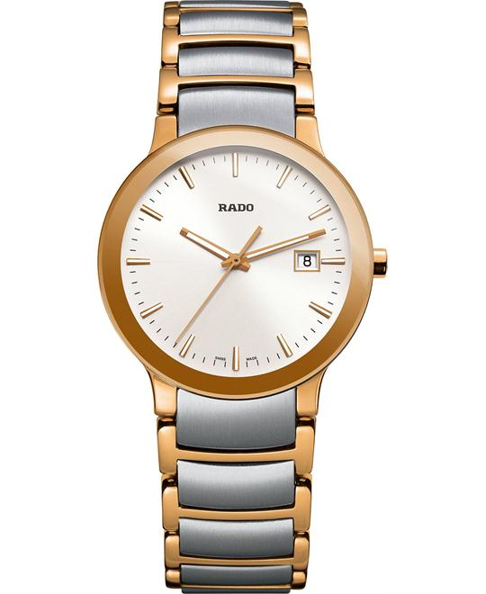 Rado Women's Swiss Stainless Steel Bracelet Watch 28mm
