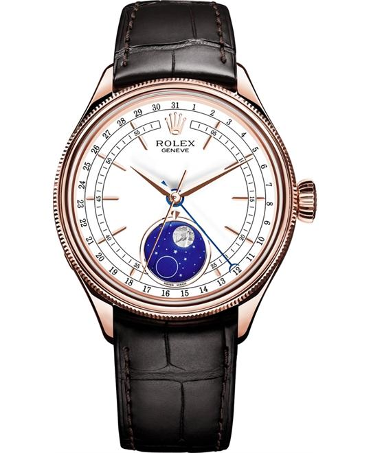 Rolex CELLINI MOONPHASE 50535-0002, 39MM